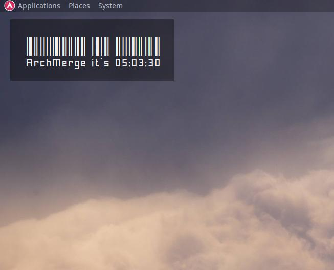 7 How to change the logo in standard menu bar of ArcoLinuxD Mate