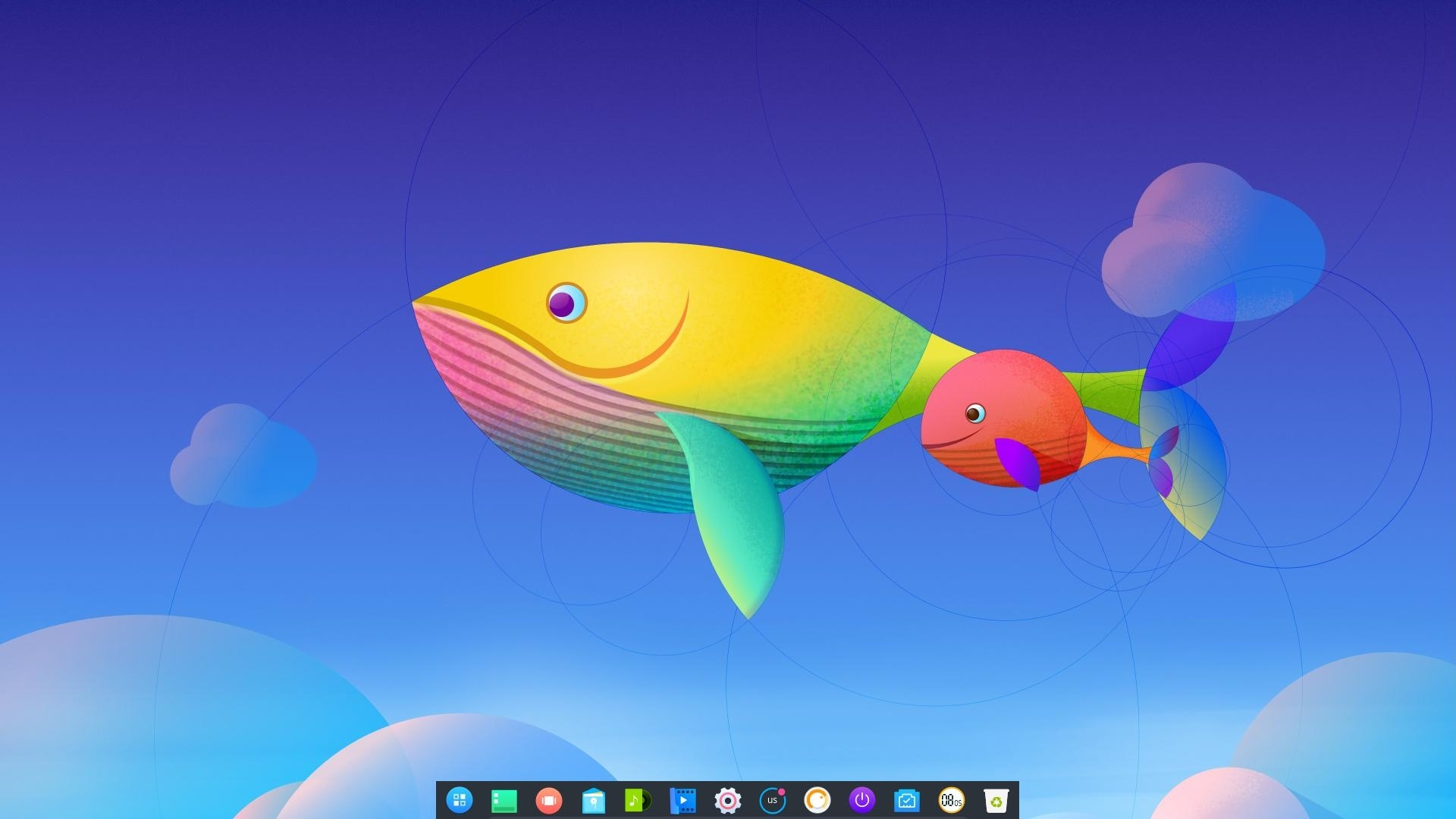2 update your system after the installation of Deepin