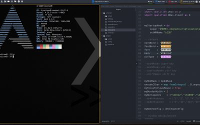 9 changing the color of the borders in xmonad
