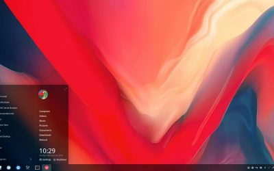 10 changing the look of the menu or the dock in deepin