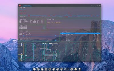 8 Getting to know the deepin terminal