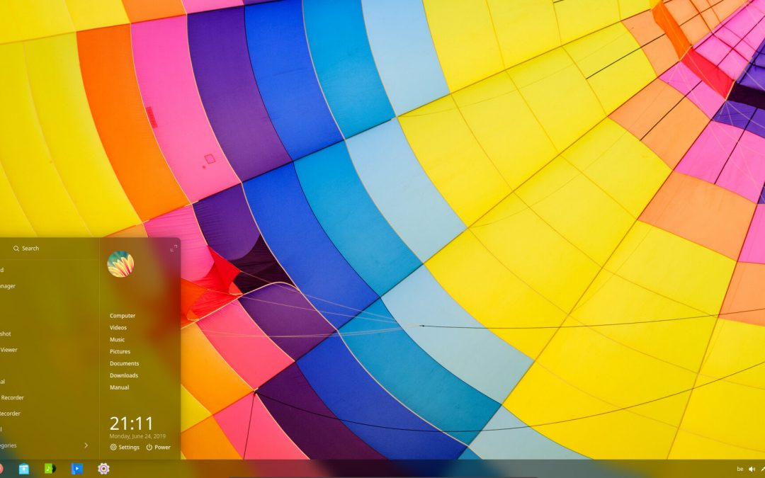 26 Adding ArcoLinux spices to Arch Linux Deepin