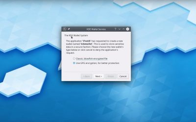 50 how to avoid kde wallet asking password when launching browsers