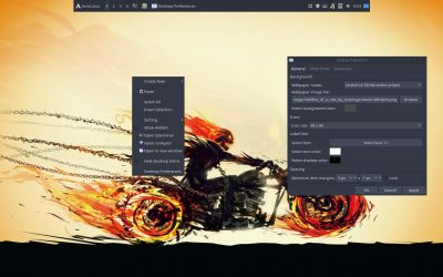 4 Changing your desktop preferences in LXQt