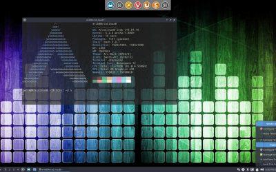 1 – Installation of ArcoLinuxD LXQt