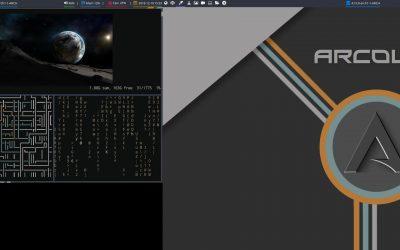 1 – Installation of ArcoLinuxD Xmonad