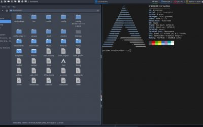 ATT – Start with Xfce4 and add bspwm to your system