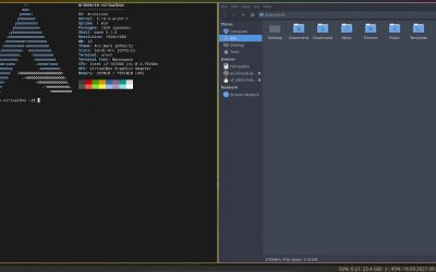22 Creation of a new i3 theme called noclue